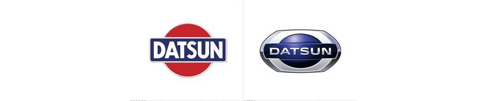 Датсун история логотипа