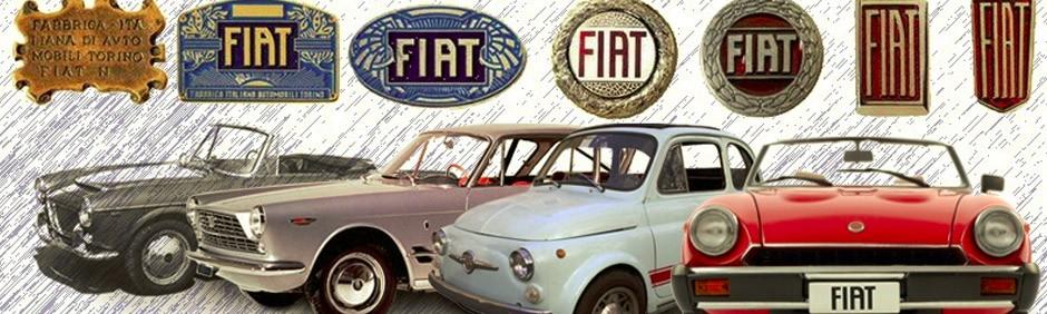 История марки Fiat